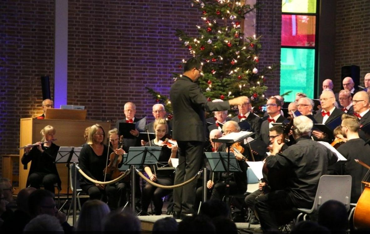 Adventsconcert Surhuisterveen